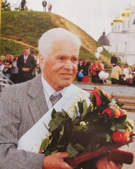 Поздравляем с Днём рождения почётного гражданина Дмитрова Карасева Геннадия Геннадьевича!